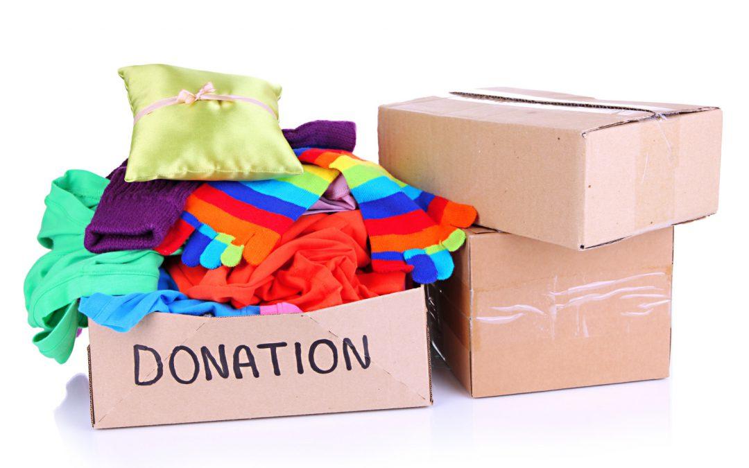 Donate Garments